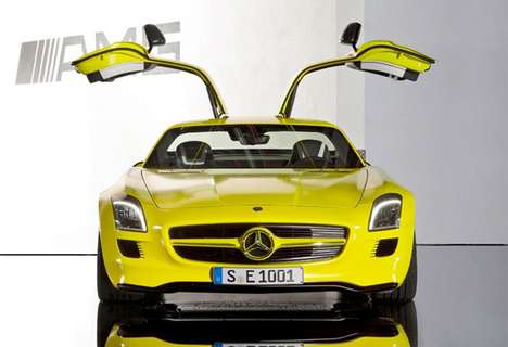 Electric Yellow Eco-Rides