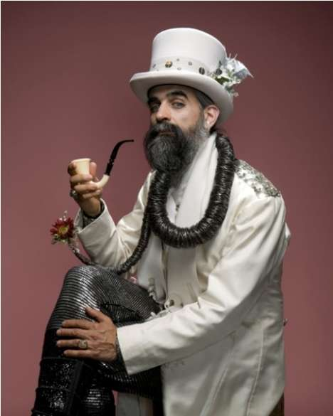 Bearded Art Exhibits