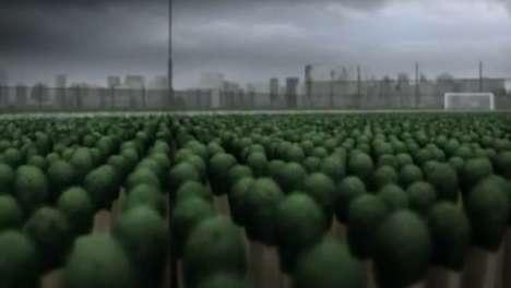 Deforestation Comparison Ads