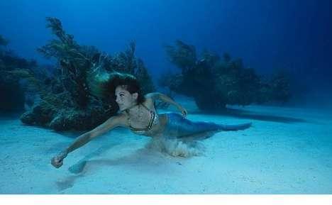 Real-Life Mermaids