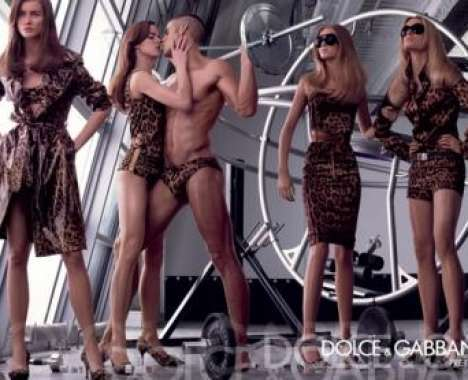 12 Crowded Dolce and Gabbana Campaigns
