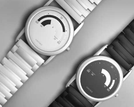 Futuristic Analog Watches