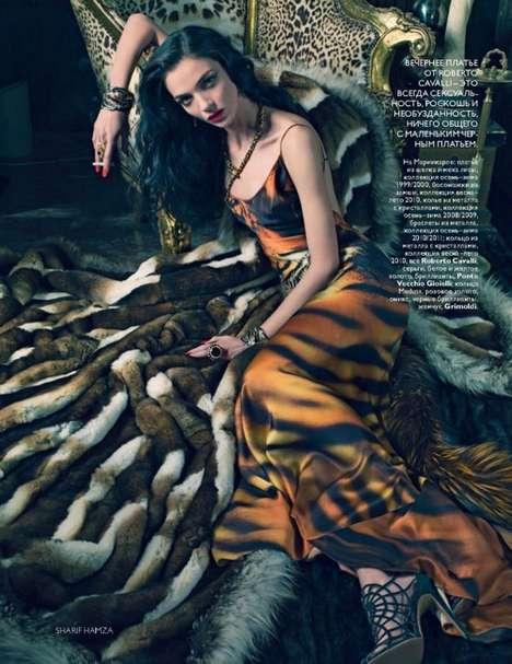 Animal Kingdom Fashiontography