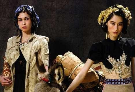 Bejeweled Farm Girl Fashion