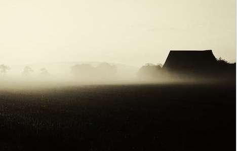 Ominous Landscape Photography