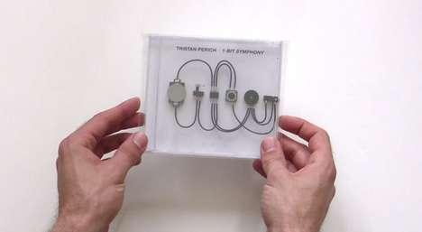 Microchip Music Gadgets