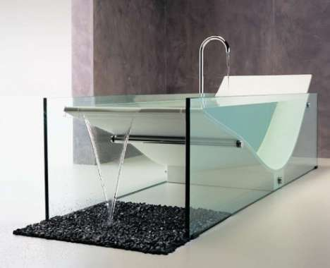 99 Cutting-Edge Ways to Bathe : bathroom-innovation - designwebi.com