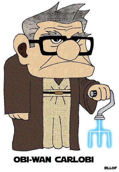 Sci-Fi Cartoon Fusion