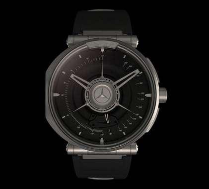 Luxury Auto Timepieces