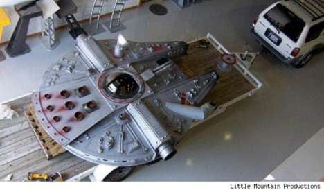 Spacecraft Play Forts