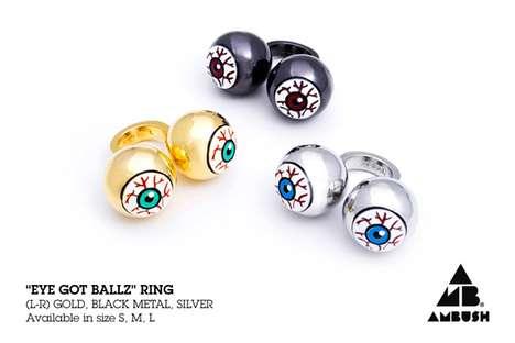 Eyeball Rings