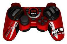 Gearhead Game Controllers - The HKS Racing Controller is for Gamers With a Need for Speed