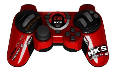 Gearhead Game Controllers