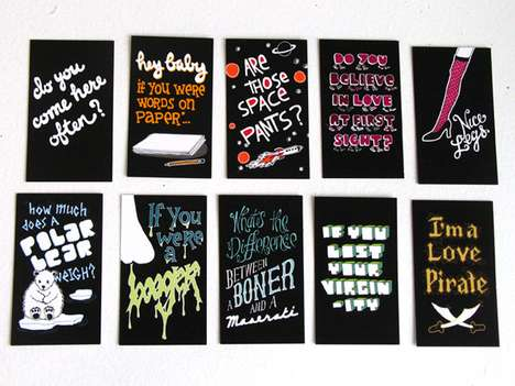 Pick-Up Greeting Cards