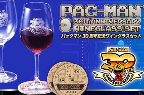Gamer Wine Glasses