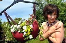 Flower Pot Bras