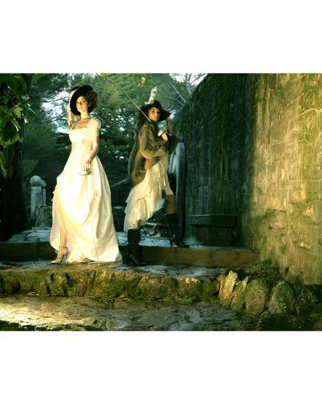 Medieval Bridal Photography