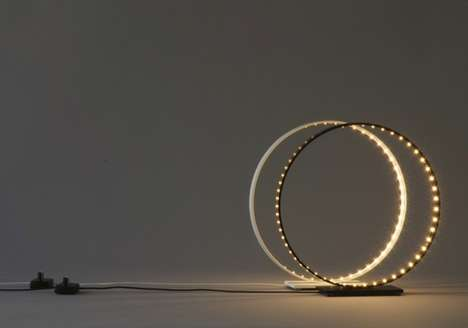 Hula Hoop Lighting