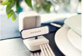 Proposal Name Plates