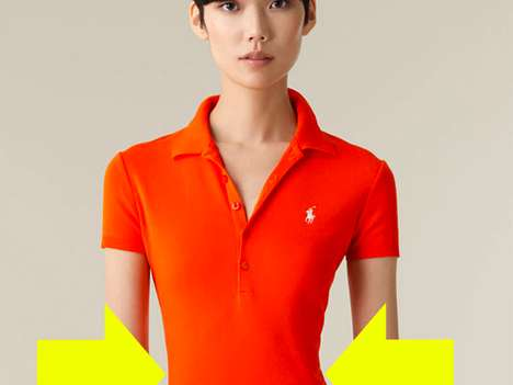 Ralph Lauren Model Tao Okamoto was Photoshopped to be Rail Thin