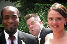 Wedding Photobombs - These Wedding Pictures Gone Wrong Prove Marriage Isn't Always Perfect