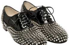 Studded Jazz Shoes