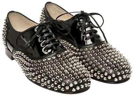 Studded Jazz Shoes