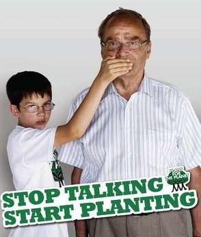 Tween Eco Activists