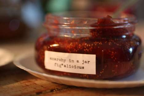Rooftop Farmed Preserves - 'Anarchy in a Jar' is Harvested from NY's Rooftop Gardens