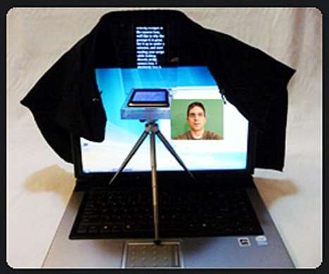 Smartphone Teleprompters