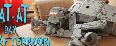 Robotic Sci-Fi Pets