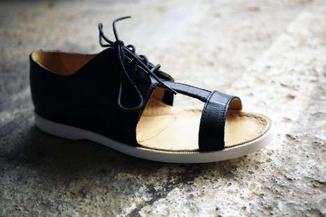 Dress Shoe Sandals - The Classy Soulland 2011 Spring/Summer Collection