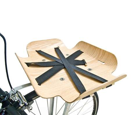 Offbeat Bike Bundlers - The Bent Basket lets you Carry Almost Anything