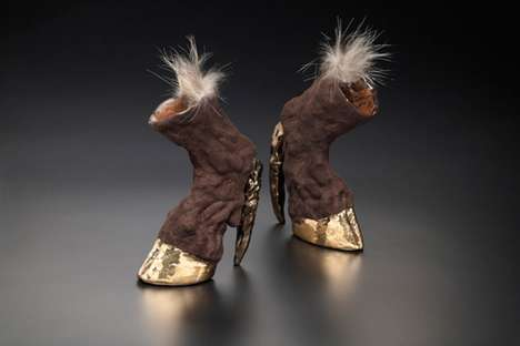 Minotaur High Heels