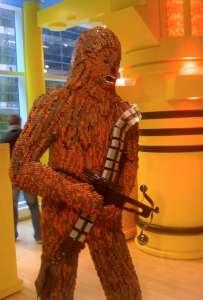 Otherworldly LEGO Sculptures