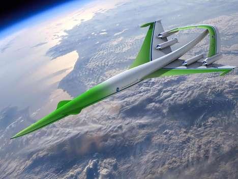 Quiet Supersonic Planes