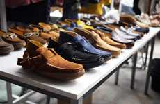 Buckled Desert Boots - The Quoddy 2011 Spring/Summer Collection