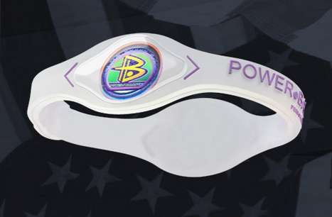 Energy Flow Bracelets - The Power Balance Band Aims to Optimize Your Body's Energy Flow