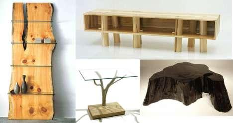 Nature Inspired Furniture Design