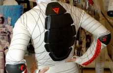 Skintight Space Suits - The Lightweight Biosuit Makes Space Travel More Fashionable