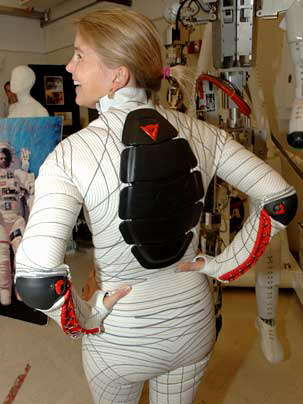 Skintight Space Suits