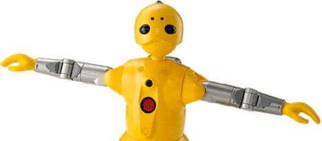Receptionist Robots (FOLLOW UP)