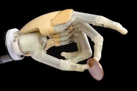 Lifelike Bionic Hand