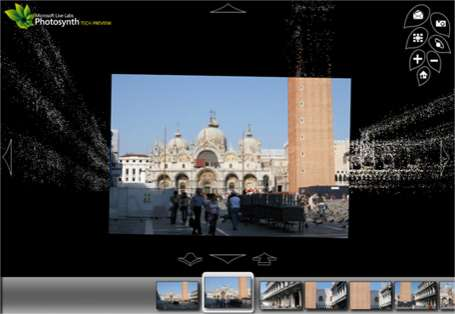 Microsoft Photosynth - Zoom and Scroll Through 1000s of Photos All at Once