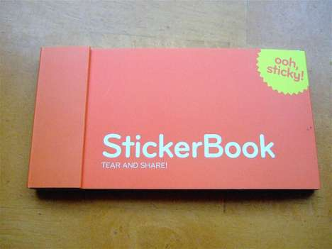 Personalised Mini Stickers - Upload Images, Plaster Everywhere