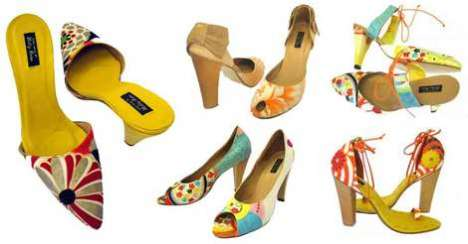 Sustainable Fashion - Handmade Shoes by Hetty Rose