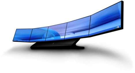 Mega Wide Monitors