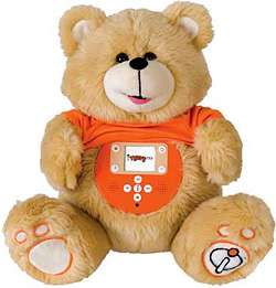 Tech Up Your Toddler With a Talking Teddy