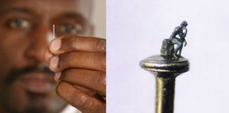 Microscopic Sculptures
