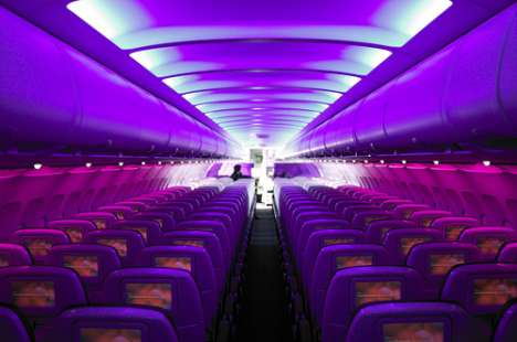 "Virgin America Debuts ""Red"" Entertainment Aboard"
